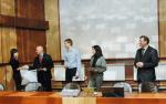 [размер: 800x505 пикселей; 62,1 кбайт]  27.03.09     Студентам и аспирантам НГТУ вручены стипендии компании Шлюмберже   фотограф В. Невидимов