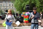 [размер: 800x533 пикселей; 94,5 кбайт]  18.05.09     18 мая – День НГТУ   фотограф В. Кравченко