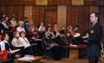 [размер: 800x495 пикселей; 74 кбайт]  01.03.10     Зимняя методическая школа для преподавателей английского языка в НГТУ  фотограф В. Невидимов