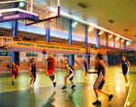 [размер: 760x600 пикселей; 93,1 кбайт]  11.03.10     VIII тур Ассоциации студенческого баскетбола России среди женских команд  фотограф В. Невидимов