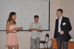 [размер: 800x531 пикселей; 34,3 кбайт]  Завершила работу летняя школа «Промышленное веб-программирование»   фотограф В. Кравченко