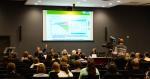 [размер: 800x424 пикселей; 48,6 кбайт]  18.09.13     НГТУ - организатор панельной дискуссии «Влияние энергетики на изменение и защиту климата в Сибирском регионе»  фотограф В. Невидимов