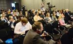 [размер: 800x485 пикселей; 79,6 кбайт]  18.09.13     НГТУ - организатор панельной дискуссии «Влияние энергетики на изменение и защиту климата в Сибирском регионе»  фотограф В. Невидимов