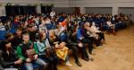 [размер: 800x421 пикселей; 70,2 кбайт]  04.10.13     Посвящение в студенты первокурсников факультета летательных аппаратов   фотограф В. Невидимов