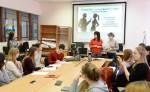 [размер: 800x491 пикселей; 64 кбайт]  Школа-семинар «Создание видеогазеты для студентов с ограниченными возможностями здоровья по слуху» завершила работу в НГТУ   фотограф В. Невидимов
