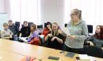 [размер: 800x479 пикселей; 51,9 кбайт]  Школа-семинар «Создание видеогазеты для студентов с ограниченными возможностями здоровья по слуху» завершила работу в НГТУ   фотограф В. Невидимов