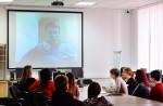 [размер: 800x524 пикселей; 52,8 кбайт]  Школа-семинар «Создание видеогазеты для студентов с ограниченными возможностями здоровья по слуху» завершила работу в НГТУ   фотограф В. Невидимов