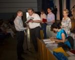 [размер: 744x600 пикселей; 52,2 кбайт]  Торжественные вручения дипломов выпускникам МТФ НГТУ