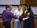 [размер: 800x600 пикселей; 61,9 кбайт]  Торжественные вручения дипломов выпускникам ФТФ НГТУ