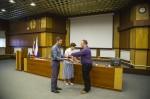 [размер: 800x533 пикселей; 61,9 кбайт]  Торжественные вручения дипломов выпускникам ФТФ НГТУ