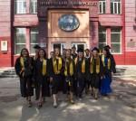 [размер: 669x600 пикселей; 67,5 кбайт]  Торжественные вручения дипломов выпускникам ФТФ НГТУ