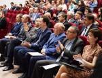 [размер: 787x600 пикселей; 110 кбайт]  Торжественное заседание Ученого совета в рамках празднования Дня НГТУ