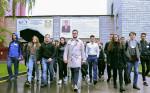 [размер: 2000x1240 пикселей; 2390,2 кбайт]  Торжественная линейка для первокурсников НГТУ  фотограф В. Невидимов