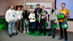 [размер: 2000x1125 пикселей; 1605 кбайт]  В первом хакатоне MegaDataHack весь призовой фонд выиграли команды с участием студентов опорного НГТУ