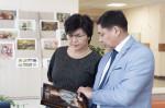 [размер: 2000x1331 пикселей; 1839,4 кбайт]  Подписание меморандума между опорным вузом и Региональной общественной организацией Казахстана  фотограф В. Невидимов