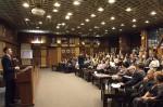 [размер: 2000x1331 пикселей; 2829 кбайт]  Международная научно-практическая конференция для молодых ученых на иностранных языках   фотограф В. Невидимов