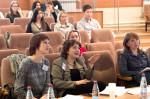 [размер: 2000x1331 пикселей; 2120,6 кбайт]  Международная научно-практическая конференция для молодых ученых на иностранных языках   фотограф В. Невидимов