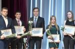 [размер: 2000x1331 пикселей; 1863,2 кбайт]  Студентам и аспиранту НГТУ назначены стипендии мэрии Новосибирска