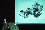 [размер: 800x546 пикселей; 57,8 кбайт]  26.10.07     Кафедра электромеханики НГТУ отмечает 50-летний юбилей   фотограф В. Невидимов