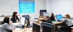 [размер: 800x353 пикселей; 44,6 кбайт]   04.10.07 - 16.11.07     Курсы повышения квалификации и стажировки – 2007. НГТУ. Курс «Компьютерная графика и веб-дизайн»   фотограф В. Невидимов