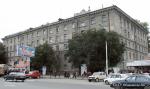 [размер: 800x475 пикселей; 640,9 кбайт]  Общежитие №1 НГТУ  фотограф В. Невидимов