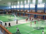 [размер: 800x600 пикселей; 96,7 кбайт]  Дворец спорта НГТУ  фотограф В. Невидимов