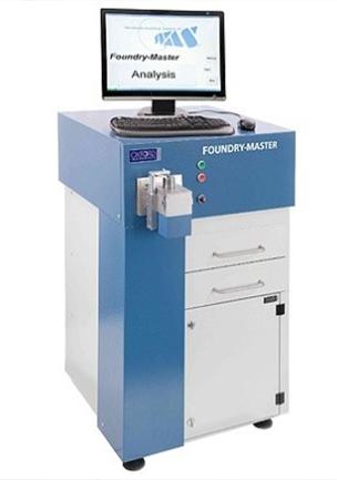 Напольный оптико-эмиссинный спектрометр FOUNDRY-MASTER в комплектации LAB
